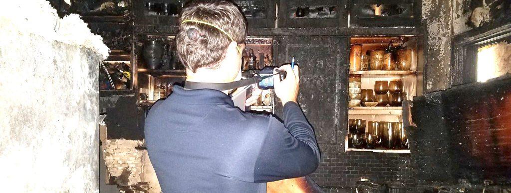 fire damage fort worth claim adjuster