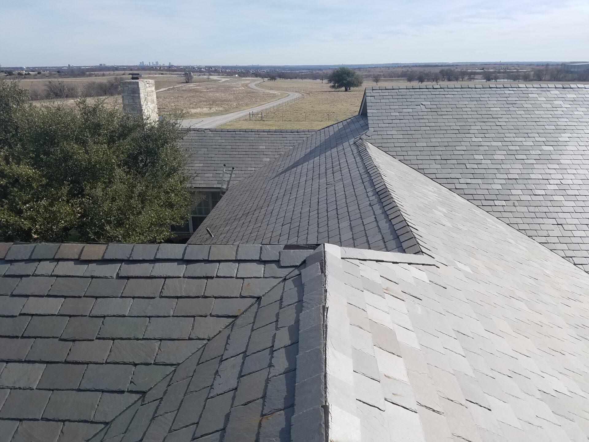 residential slate roofing